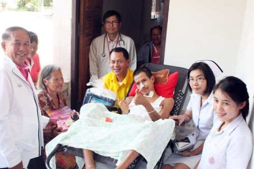 PPAO Medical Outreach Team (Phuket Care) in Sri Suntron Subdistrict