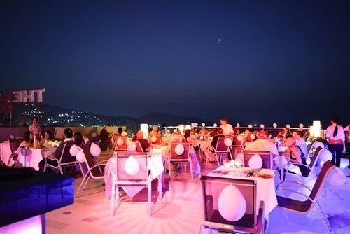 A Celebration of Love at KEE Sky Lounge!