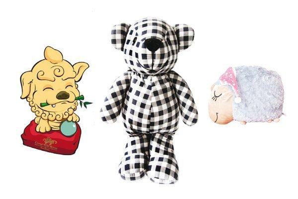 Mascots Defining a Brand