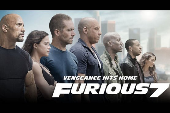 Furious 7 in Phuket Now