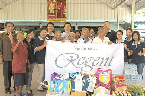 Regent Phuket Cape Panwa Conducts CSR Initiatives