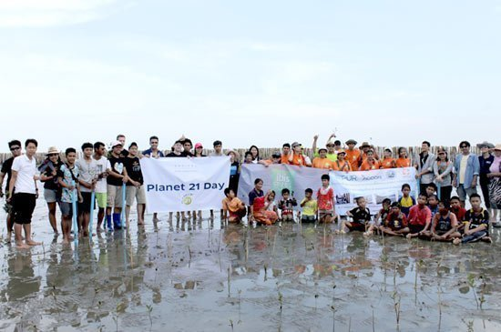 Planet 21 by Sofitel Krabi, an inspiring initiative for sustainable development