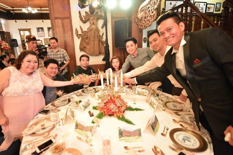 """Mekhong Elite Table"", invigorating ""The Art of Thai Spirits Pairing"""