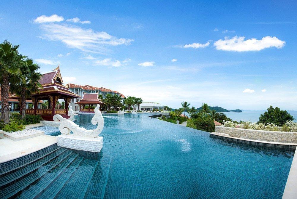 Regent Phuket Cape Panwa offers a great Phuket's weekend escape