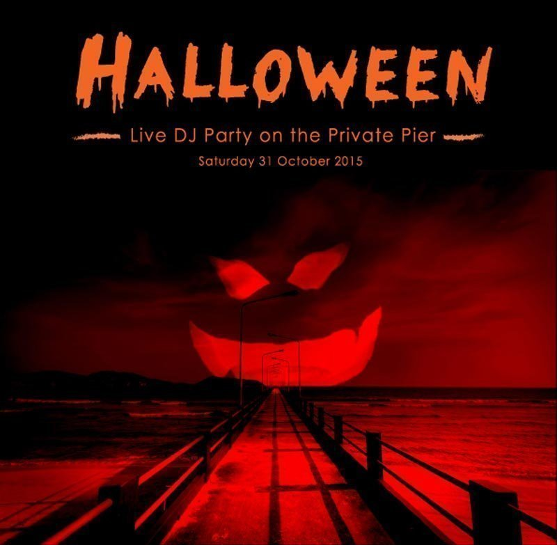 Halloween Party at Thavorn Beach Village Resort & Spa