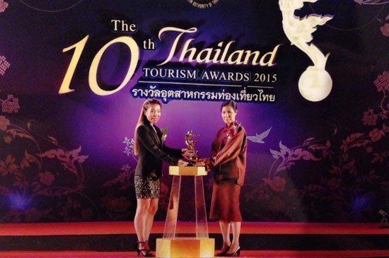 JW Marriott Phuket named award of Thailand Tourism Awards