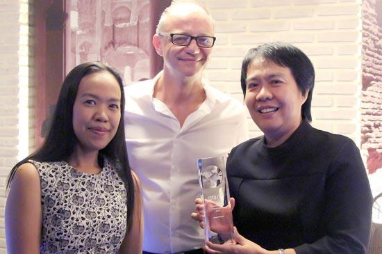 Amari Phuket receives GTA's powering global travel award