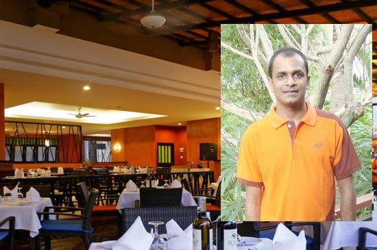 Mr. Prasanna Kumar (PK), FB Manager at Kata Sea Breeze