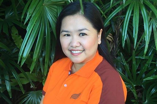 Ms.Pisarak  Silanurak, Asst.Directior Of Sales, Kata Sea Breeze