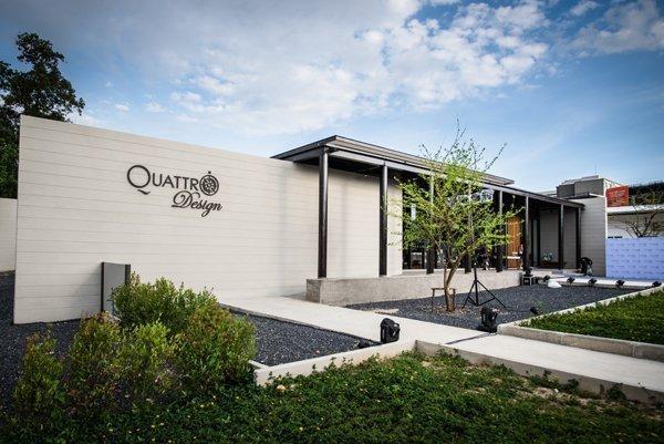 Quattro Design opens Showroom and design studio in Phuket