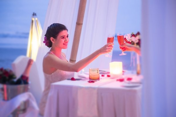 Valentine's day at Dusit Thani Laguna Phuket
