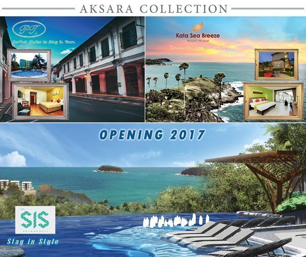 Aksara Collection: A chained-brand of company group operates hotels business and apartment