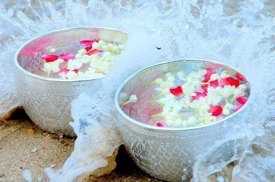 Celebration on the beach with Amari Phuket – Songkran Festival Package