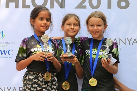 Thanyapura SuperKidz Triathlon held for fourth year straight