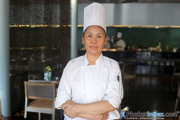 Chef Aey – Saluay Sotawong, Thai Kitchen Sous Chef