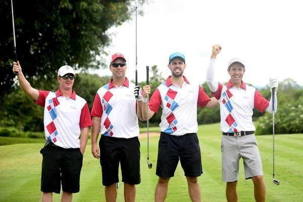 Hyatt Open Golf Tournament 2016