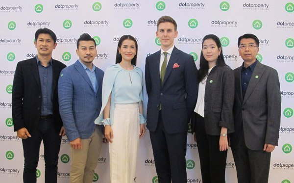 Emerald Development Group has exhibited in Dot Property Show2016