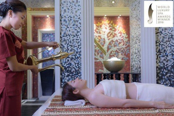 Amatara Resort named Luxury Emerging Spa in 2016