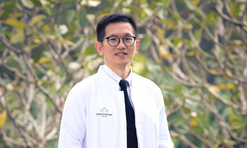 Thanyapura Welcomes Dr. Carebear as the new in-house Medical Director