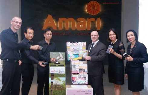 Amari and Chulalongkorn University raise awareness on e-waste disposal