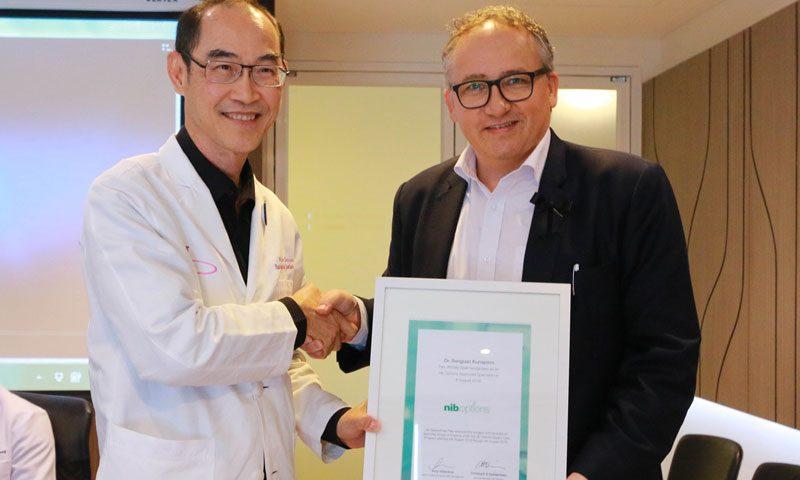PPSI get certification of medical standards