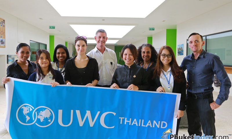 Full 3-year scholarship at UWCT, Phuket Thailand