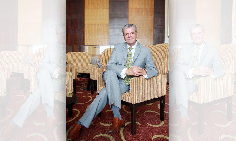Royal Phuket Marina appoint Chris Bailey as CEO