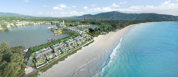 Angsana Beachfront Residences, Phuket - Investments attracting global interest