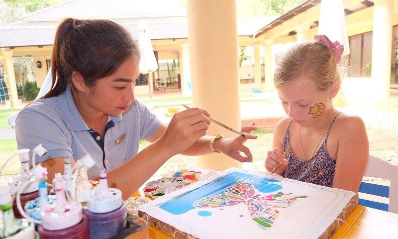 Keep your child smiling at Sofitel Krabi Phokeethra Golf & Spa Resort