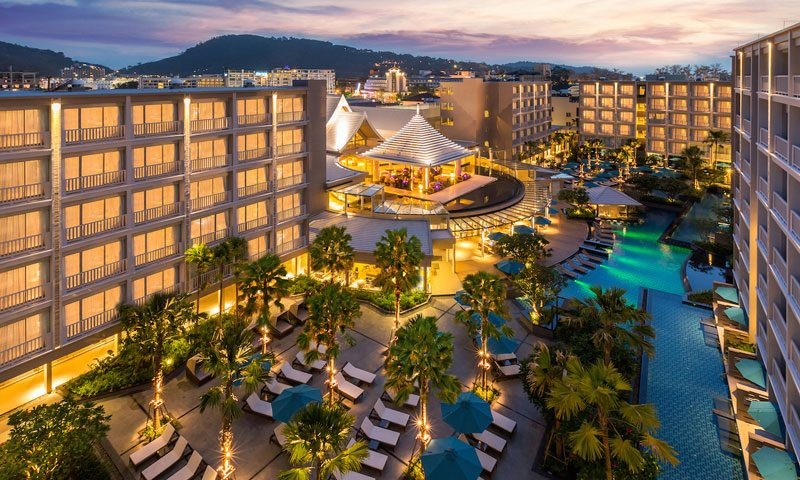 Grand Mercure Phuket Patong launches the Hot Deals in 42nd Thai Tiew Thai Fair