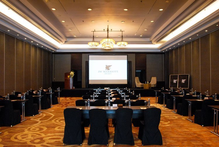 JW Marriott Phuket Resort & Spa Scoops the Prestigious Thailand MICE Venue Standard Award, Certified by Thailand Convention and Exhibition Bureau (TCEB) - MICE Standards Day 2017-