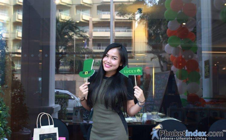 Celebrate St.Patrick's Day at The Drunken Leprechaun, Swissotel Resort Phuket Patong