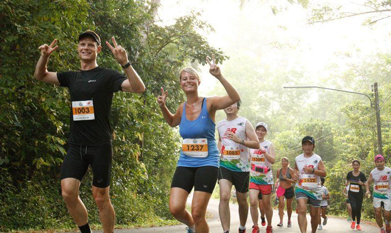 Kenya win Third Supersports 10-Mile International Run 2017 Phuket