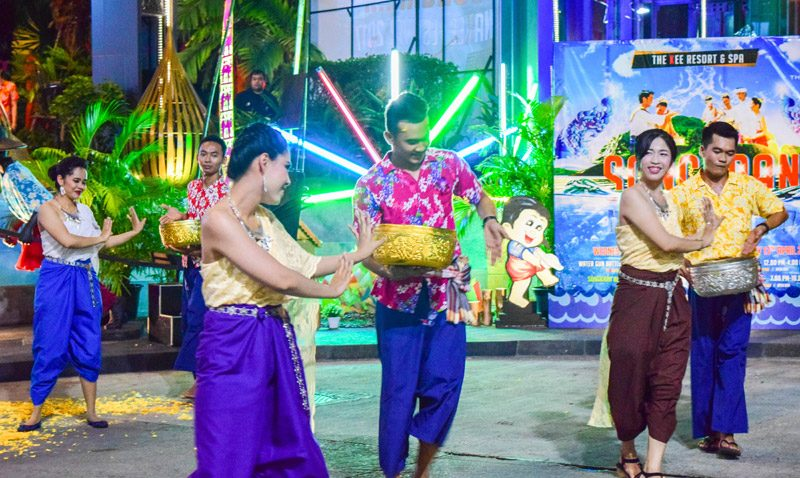 Songkran NAKEE Festival 2017 @ The KEE Resort & Spa :Patong Beach
