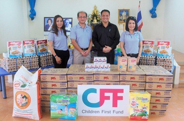 "Laguna Phuket's ""Children First Fund"" Launches Support for Phuket Orphans"