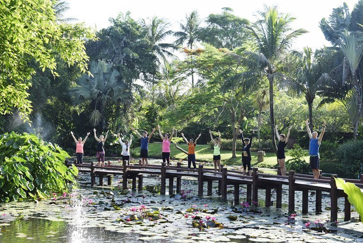 JW Marriott Phuket Resort & Spa Bolds the 5th Triumph of Health & Wellness Weekend Retreat (The 5th Reboot and Reevaluate Your Healthy Reality Check)