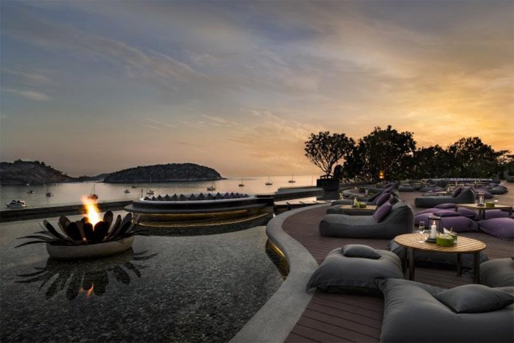 The NAI HARN Phuket unveils HAN-SHA rooftop sushi & sashi bar with delicate cuts of fresh seafood to complement spectacular sea views