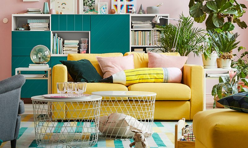 """The Launch of the """"IKEA Catalogue 2018"""" Let's make room for life!"""