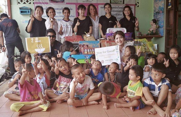 CSR : Stay for Good, feeding community togetherCSR : Stay for Good, feeding community together