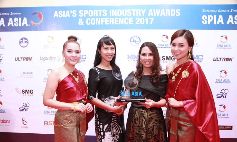 "Laguna Phuket Triathlon Named ""Best Amateur Sports Event of the Year in Thailand"""