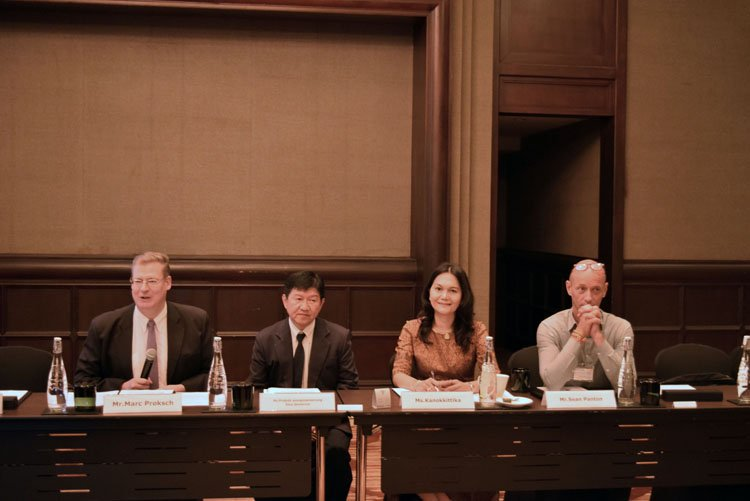 Forum on Responsible Business Practices for Sustainable Water Management on Resort Islands takes place @ JW Marriott Phuket resort & Spa