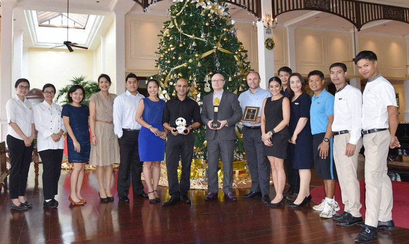 Sofitel Krabi Phokeethra Golf & Spa Resort Awarded Asia's Top Family Hotels 2017