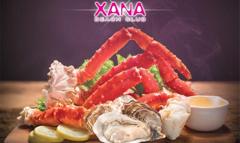 Promotion: Xana oysters & king crab at Xana beach Club, Angsana Laguna Phuket