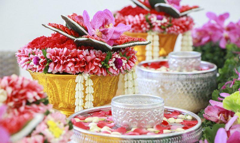 Experience thai during the songkran festival at Amari Phuket