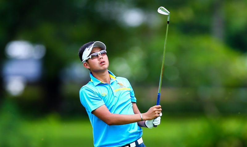 Varanyu shoots 62 and leads at Singha Laguna Phuket Open