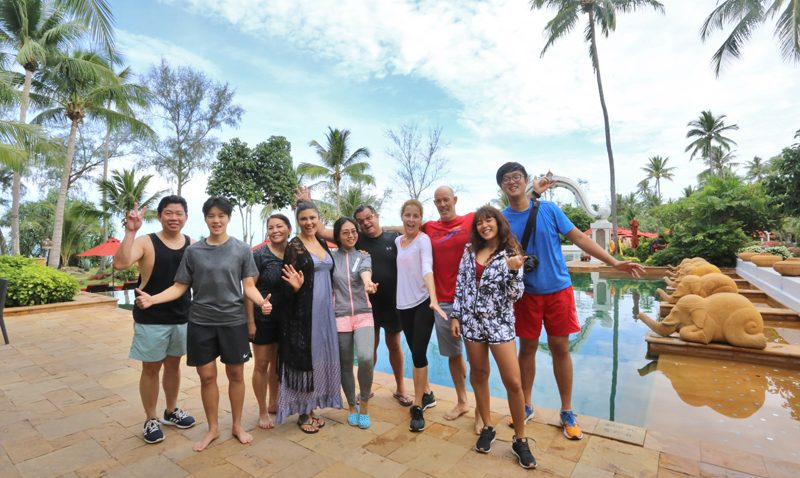 "JW Marriott Phuket Resort & Spa's Mandara Spa Rolled Out the 6th Wellness Weekend Retreat ""Reboot and Maximize Your Energy"""