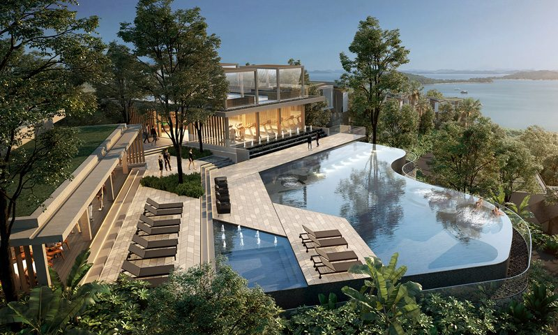 APEX launch: The Residences at Sheraton Phuket Grand Bay on Phuket's east coast