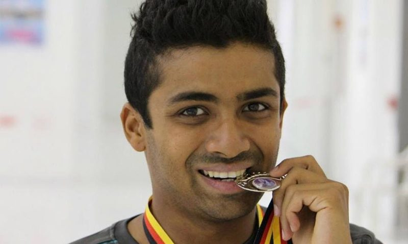 23 Years Old Paralympian Swimmer from India Breaks Asian Record