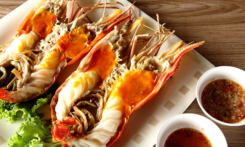Legendary River Prawn – Jewels of Ayutthaya @ Baan Talay