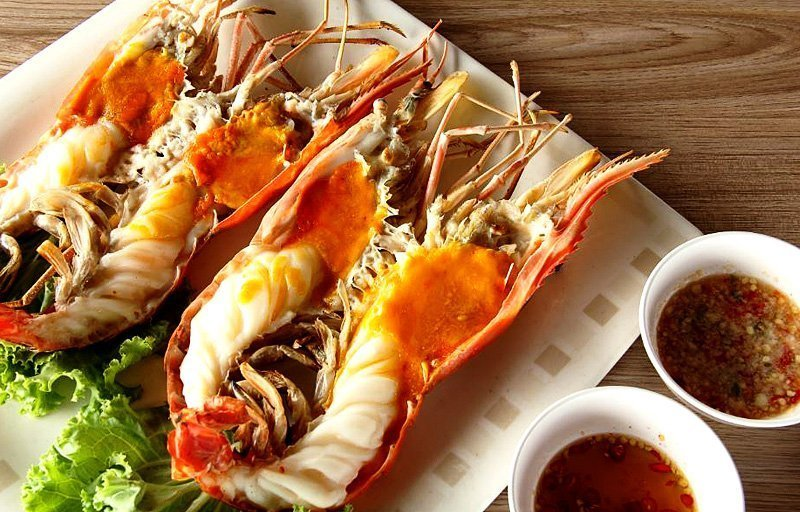 Legendary River Prawn - Jewels of Ayutthaya @ Baan Talay